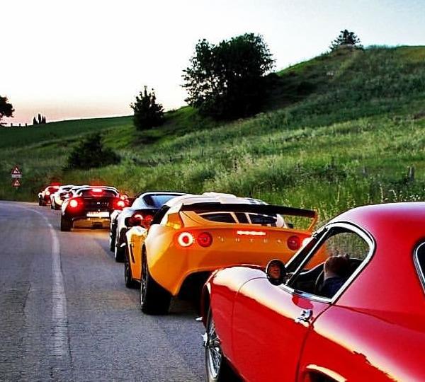 eventi incentive per aziende con auto d'epoca