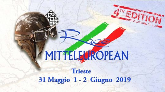 roadbook mitteleuropean race 2019 Dreaming Classic